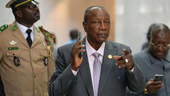 Le président guinéen Alpha Condé sera candidat à un troisième mandat.