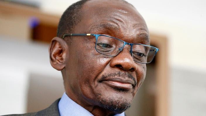 Kembo Mohadi était vice-président du Zimbabwe depuis le 28 décembre 2017.