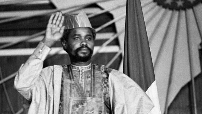 Hissène Habré avait été condamné à la prison à vie en 2016 pour crimes contre l'humanité.