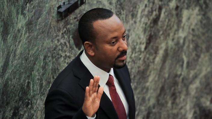 Le premier ministre éthiopien Abiy Ahmed le 4 octobre dernier à l'ONU.